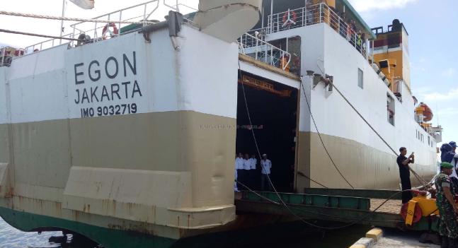 Update Harga Tiket Dan Jadwal Keberangkatan Kapal Pelni Km Egon